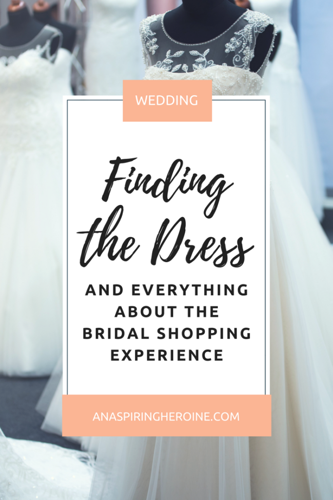 Finding Your Wedding Dress... or how I stopped being a snob and got a fitted, custom wedding dress at a fraction of those reality show prices! | An Aspiring Heroine