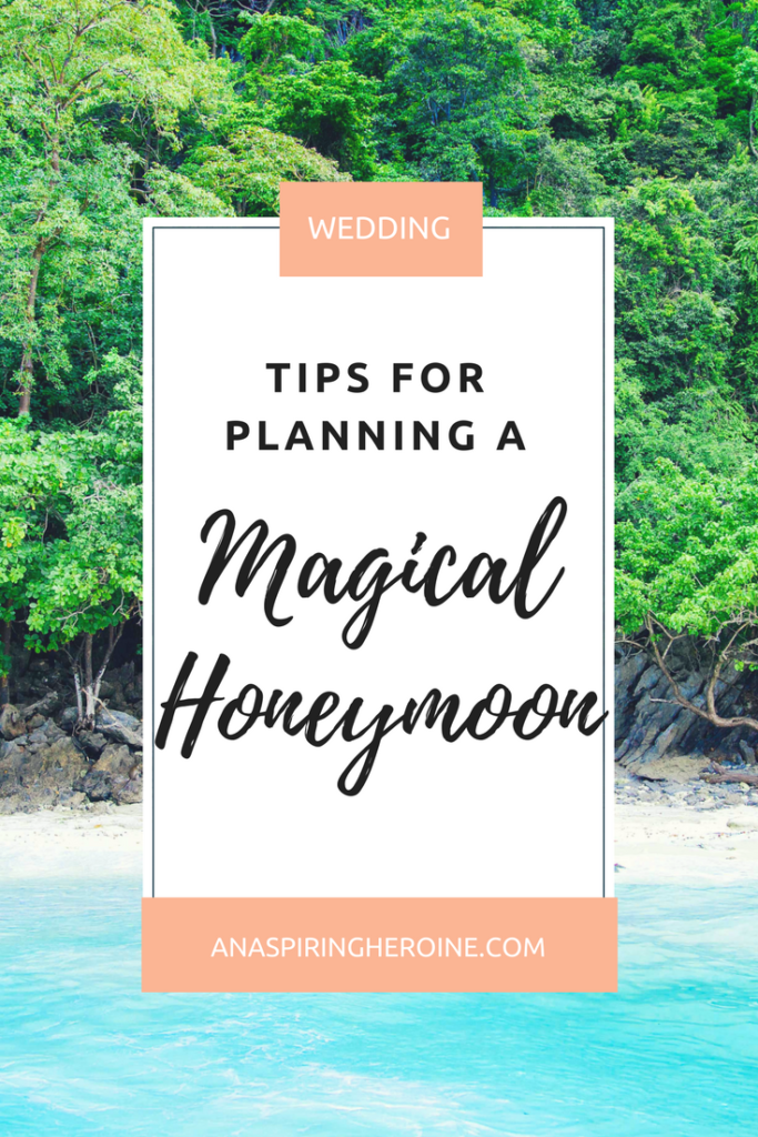 I planned our amazing honeymoon on a budget and so can you! Including my favorite travel apps for international travel | An Aspiring Heroine