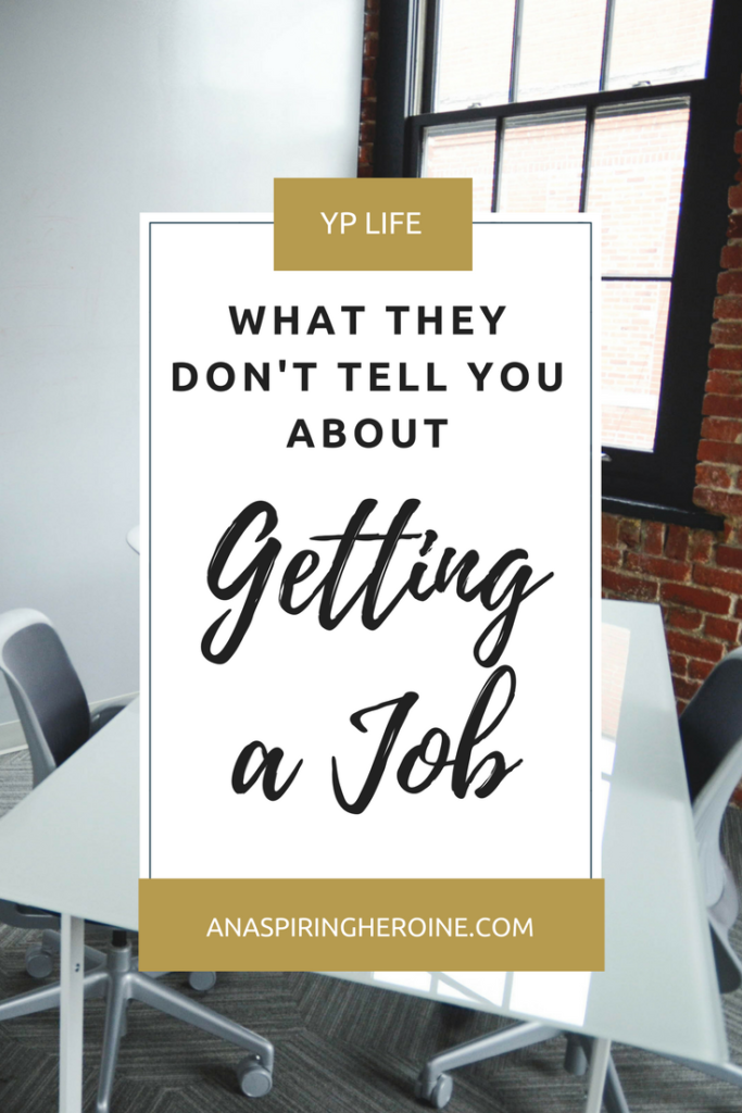 Tons of perks come with getting a job right out of college, but there are also some things that take some getting used to | An Aspiring Heroine