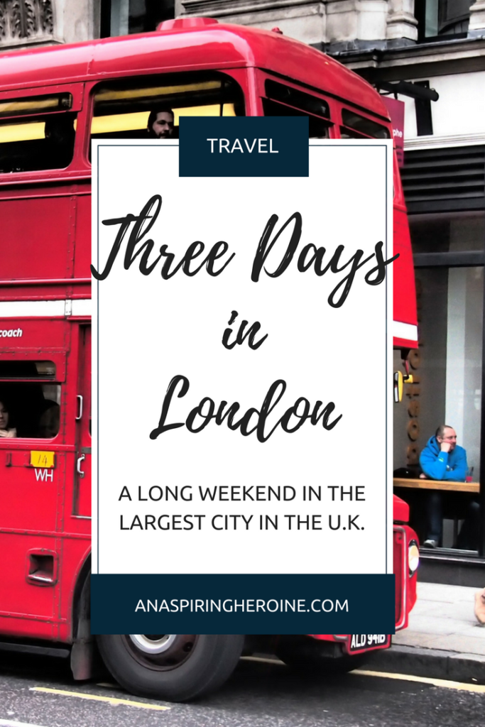 London is one of my favorite international cities and a destination I visit over and over again. I've written all about my favorite London sights and restaurants just for you | An Aspiring Heroine