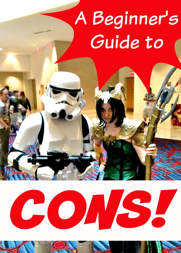 Beginner's Guide to Conventions