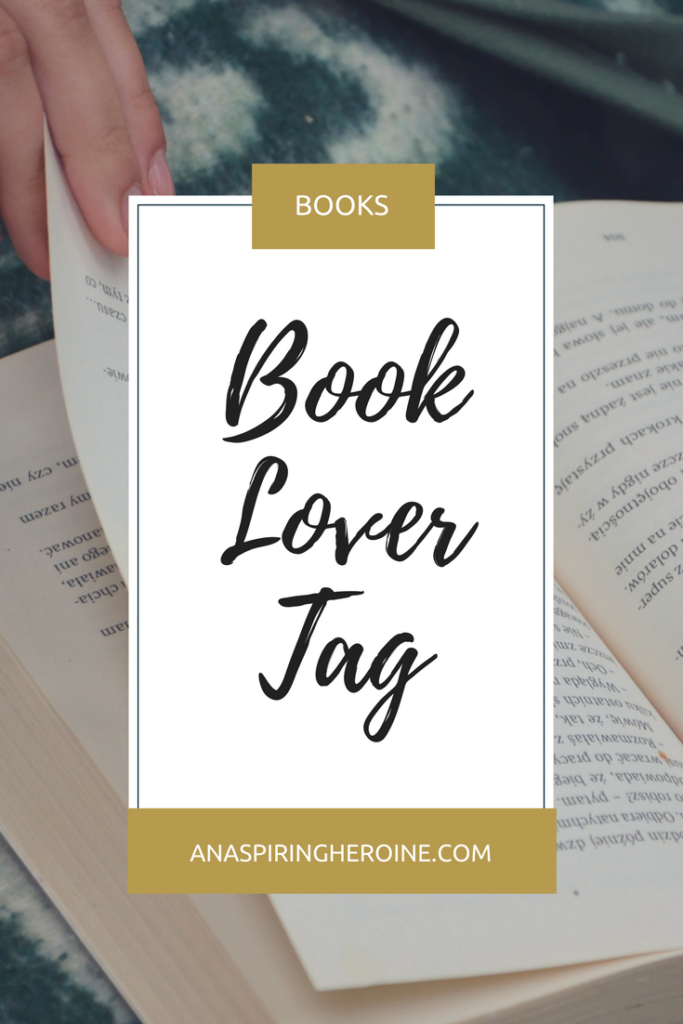 A tag for book bloggers to share their favorite reads from childhood and beyond! | An Aspiring Heroine