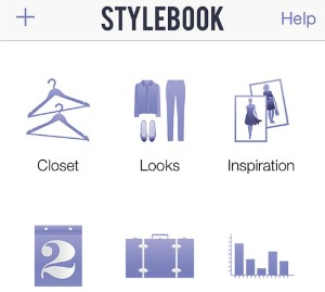 Stylebook Closet App - the best app for organizing your closet, keeping track of what outfits you've worn, and staying away from the winter weather funk! // www.anaspiringheroine.com