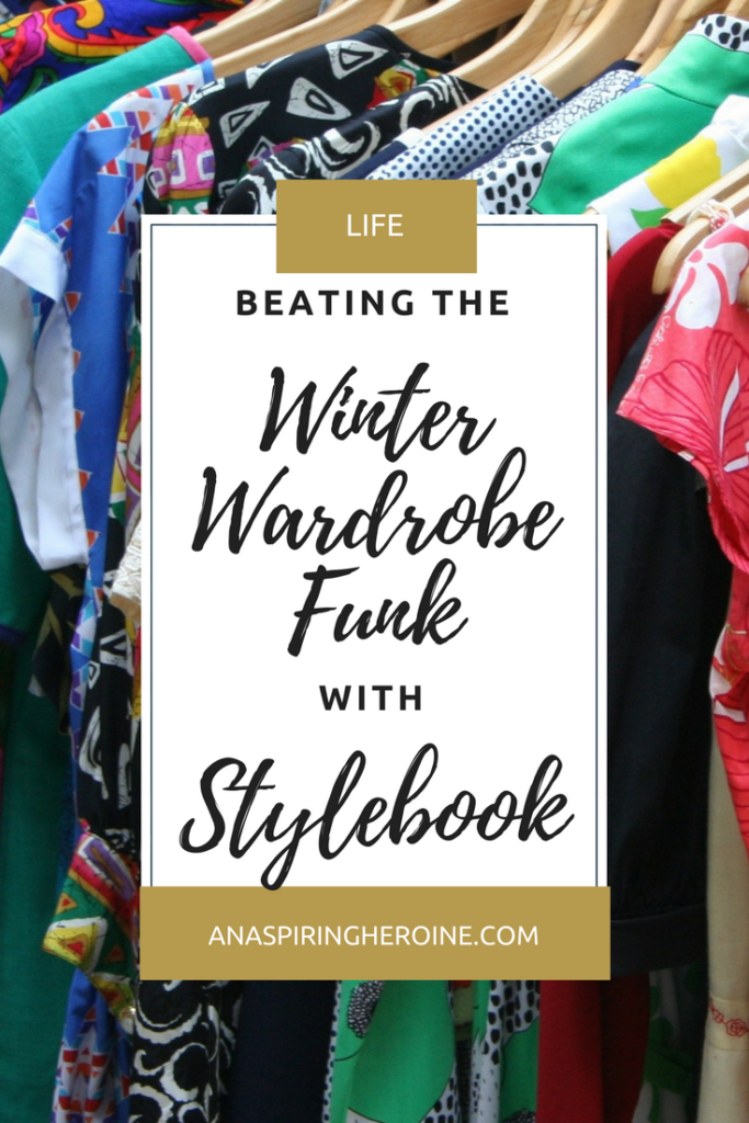 Stylebook Closet App is my favorite way to plan work outfits, track how much I'm spending vs wearing, and keep myself out of the winter weather wardrobe funk. Here are my tips for getting the most out of Stylebook! | An Aspiring Heroine