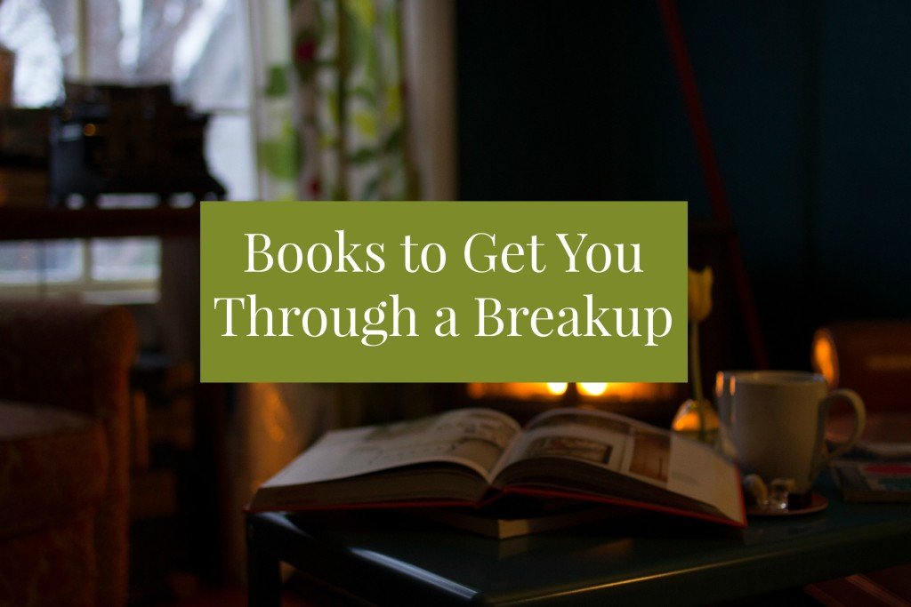 books to help you get through a breakup