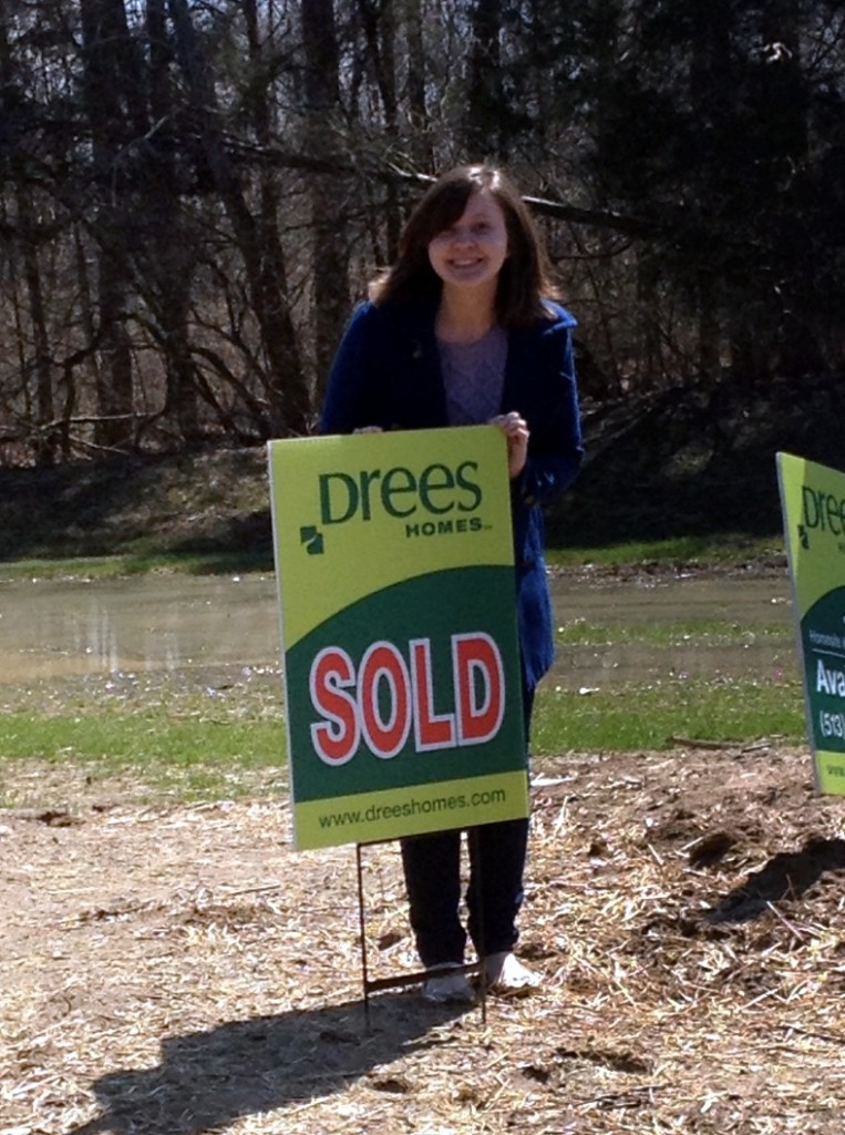 drees home - sold