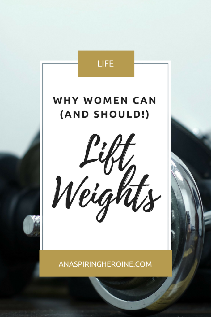 You know how you can run like a girl? Well you can also lift weights like one, and here are a few reasons why | An Aspiring Heroine