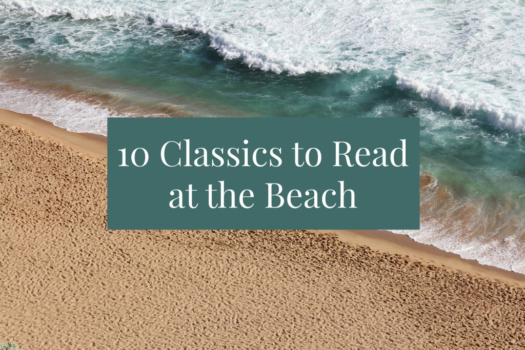 books to take to the beach