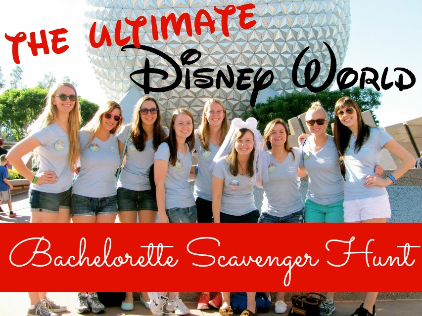 disney-world-bachelorette-scavenger-hunt