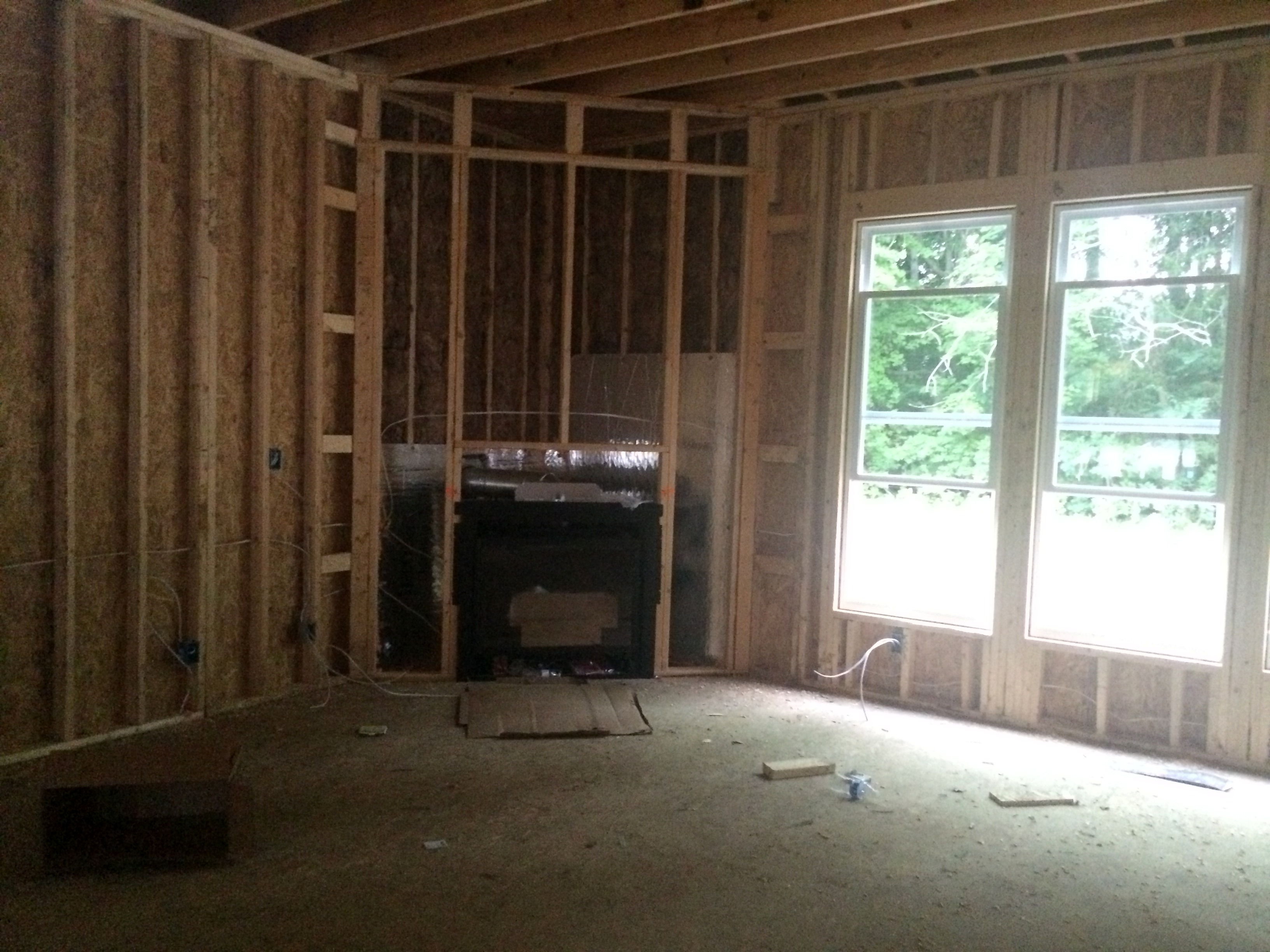 drees-homes-pre-drywall-fireplace