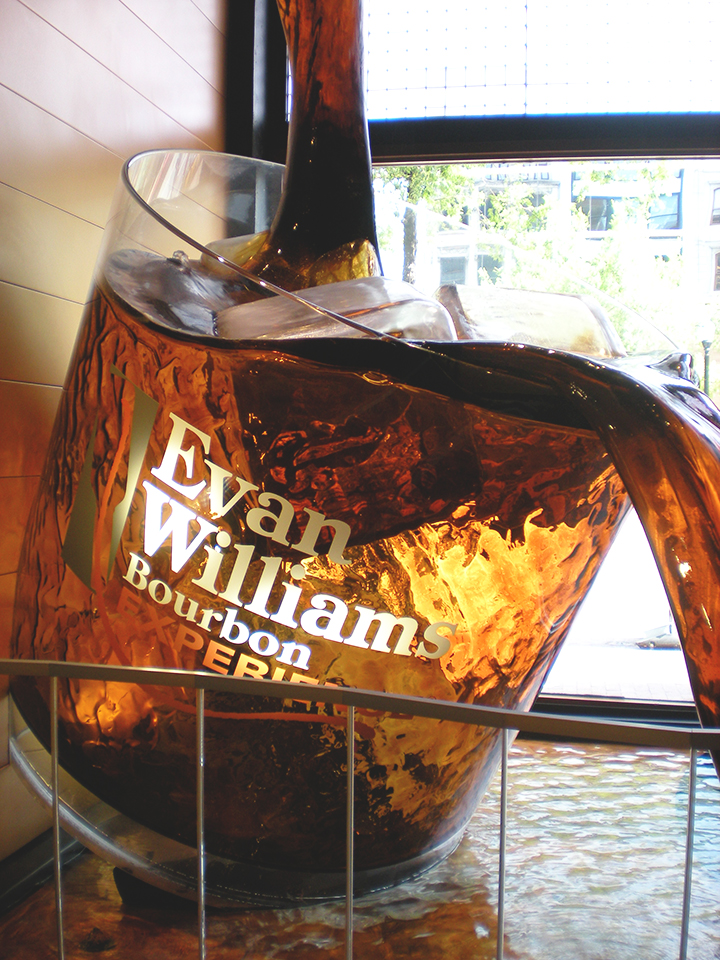 kentucky bourbon trail evan williams
