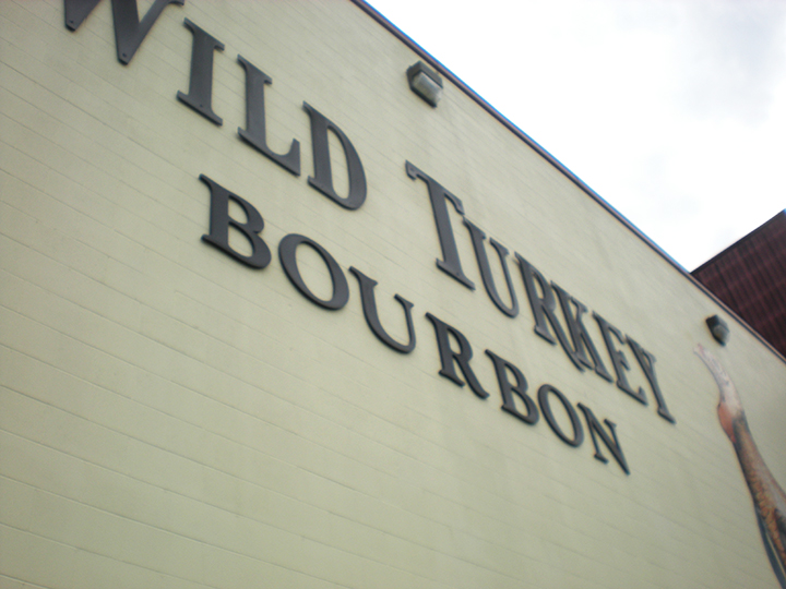 kentucky bourbon trail wild turkey