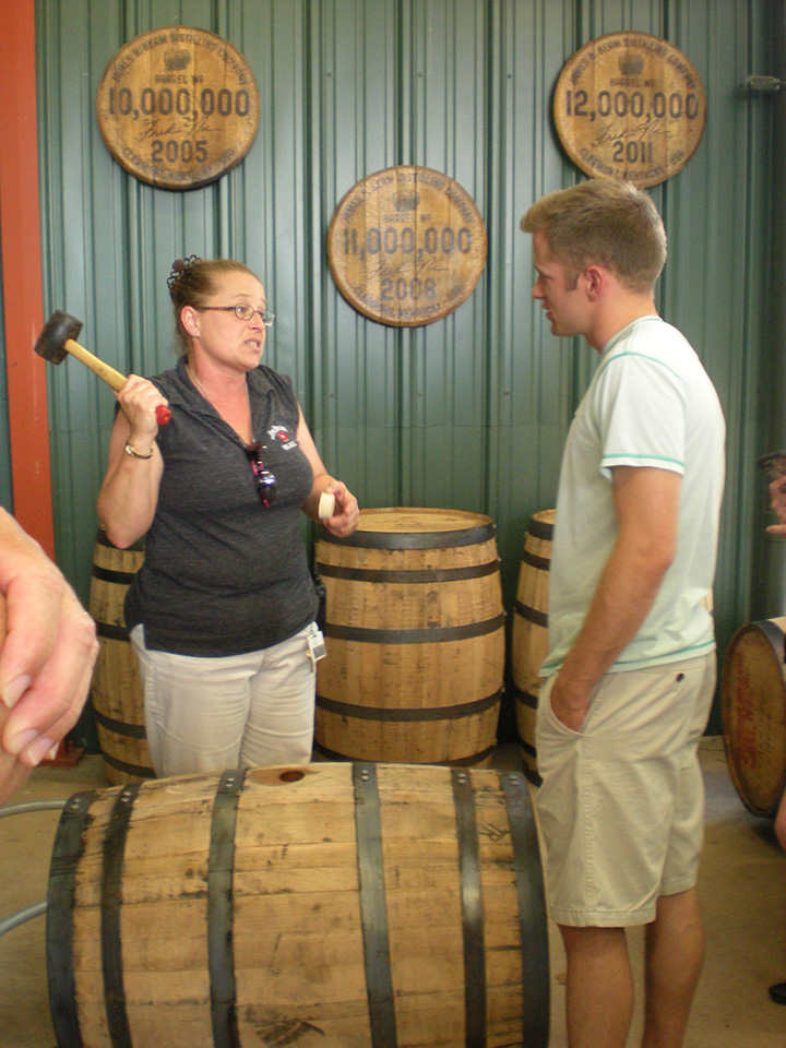 best of kentucky bourbon trail jim beam