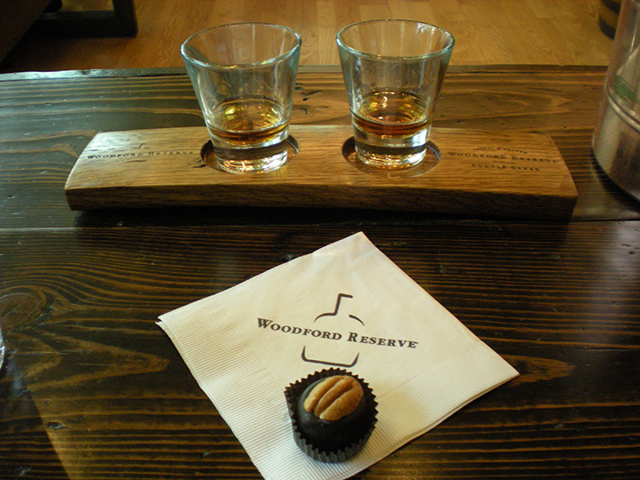 best of kentucky bourbon trail woodford reserve
