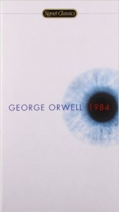 1984 - What I Plan to Read in 2016 // www.anaspiringheroine.com