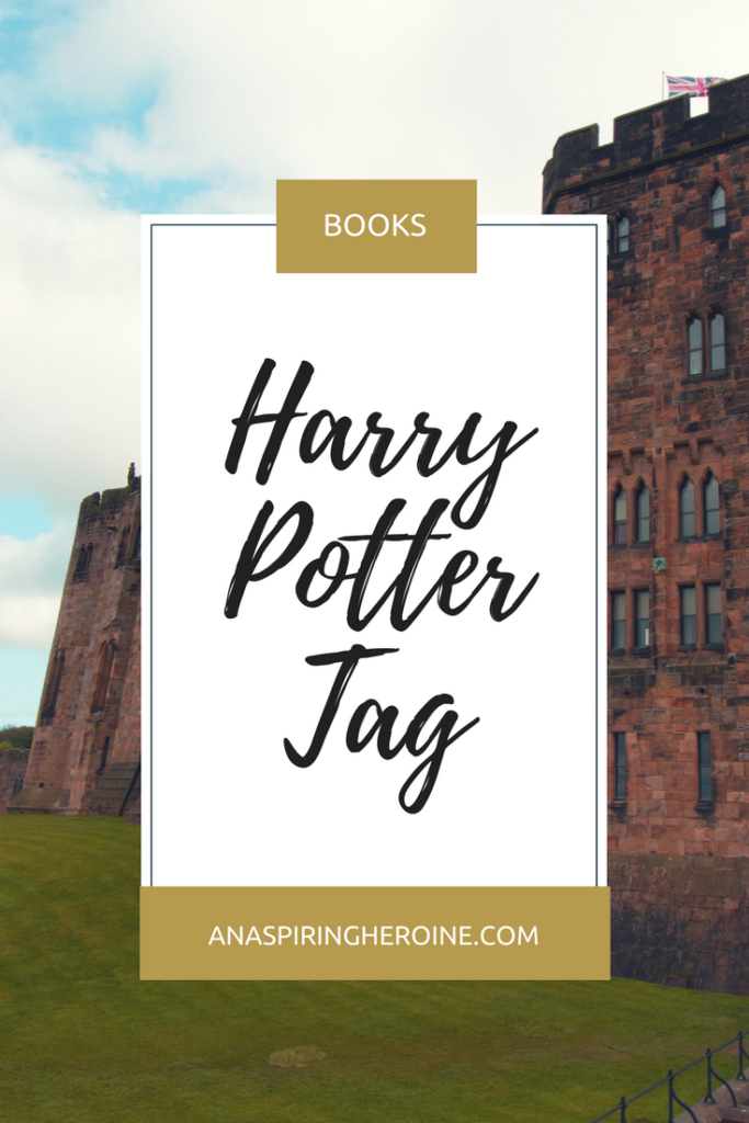 A series of fun (and difficult!) questions for Potter fans. I would 100% recommend this Harry Potter Tag to all my fellow Hogwartians! | An Aspiring Heroine