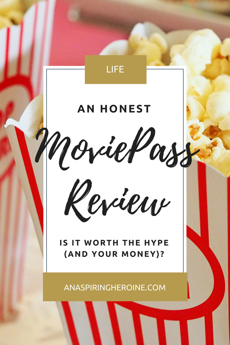 What is MoviePass? How much does it cost? What are the biggest pros and cons of a monthly movie subscription? I've put together an honest review of MoviePass with my answers to all these questions and more! | An Aspiring Heroine