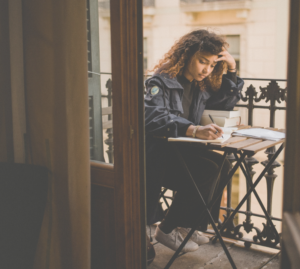 It always seems to happen. I win NaNoWriMo, plan to continue writing through December, and hit a wall. I'm mentally exhausted. My creativity is sapped. I'm feeling like a failure. Here's how I keep those post-NaNoWriMo blues at bay. | An Aspiring Heroine