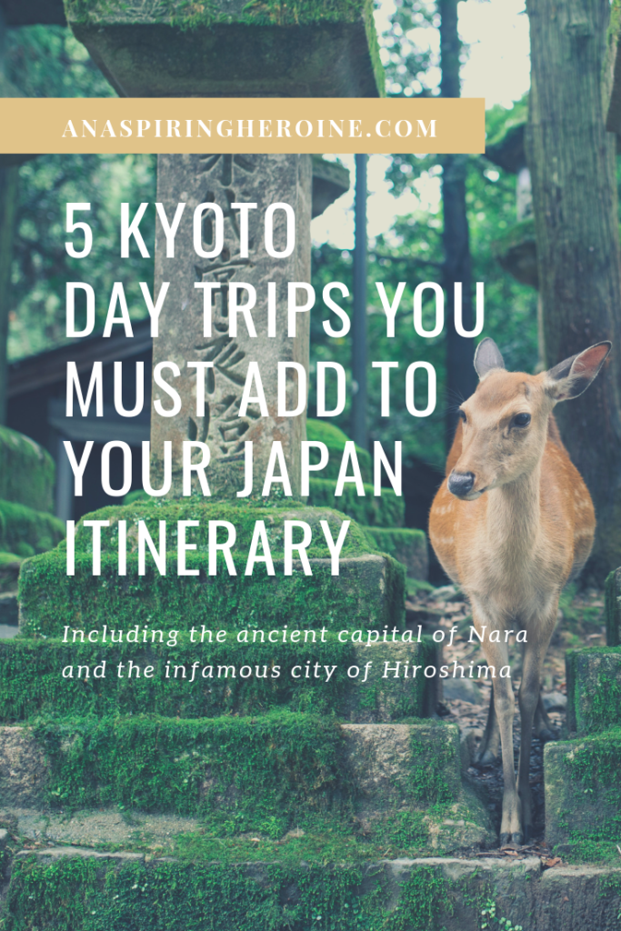 Last year, I spent the most magical week in Japan, and now I've put together a day-by-day itinerary so you can see the best of Tokyo, Kyoto, Nara, Hiroshima, and more! Read more for sights, food recommendations, and over 70 photos of what to expect out of the best week in Japan. | An Aspiring Heroine