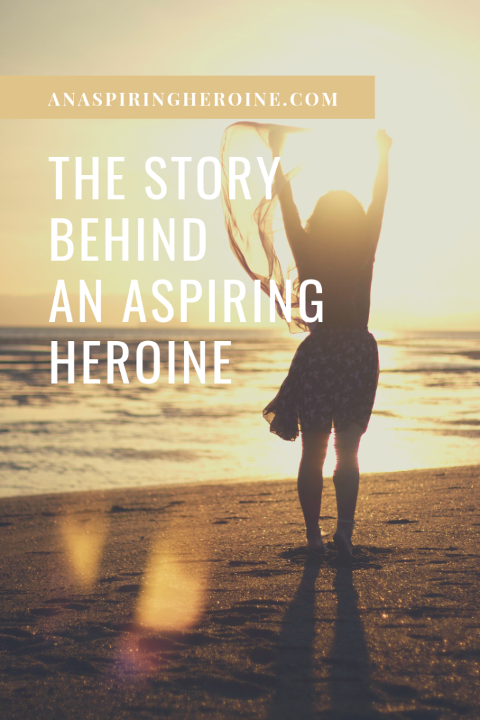 "I've been thinking about personal branding and Instagram aesthetics a lot lately, so I thought it would be fitting to share the ""Why?"" behind An Aspiring Heroine. I'd love to know what you think! 